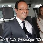 F.Hollande-V-Trierweiler